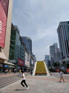 華強北:ファーチャンベイ